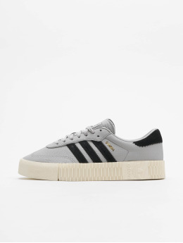 adidas originals Baskets Sambarose gris
