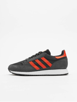 adidas originals Baskets Forest Grove gris
