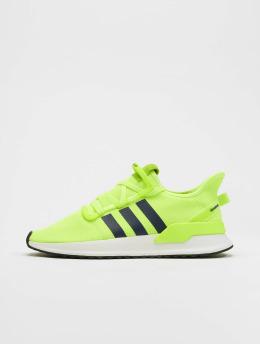 adidas originals Baskets U_Path Run jaune