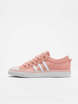 adidas originals Baskets Nizza W magenta