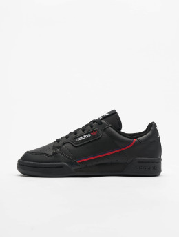 adidas originals Baskets Continental 80 J noir