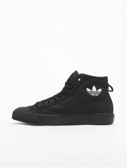 adidas Originals Baskets Nizza Hi noir