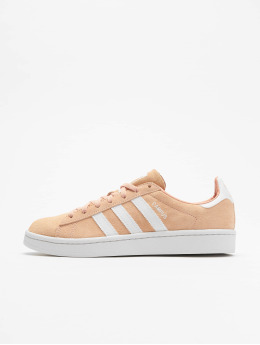 adidas Originals | Campus orange Femme Baskets