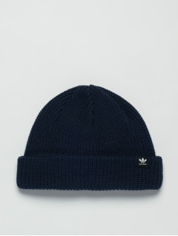 adidas originals Beanie Short blauw