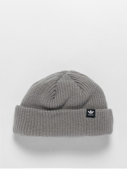 adidas originals Beanie Short grijs