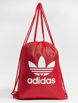 adidas originals Beutel Trefoil красный