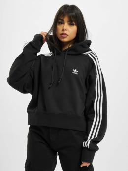 adidas Originals Bluzy z kapturem Originals  czarny