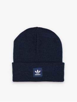 adidas Originals Bonnet Adicolor Cuff Knit bleu