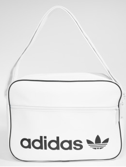 adidas originals Borsa Airliner bianco
