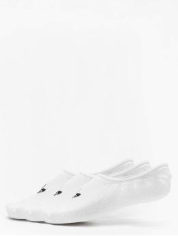 adidas Originals Calcetines Low Cut 3 Pack blanco
