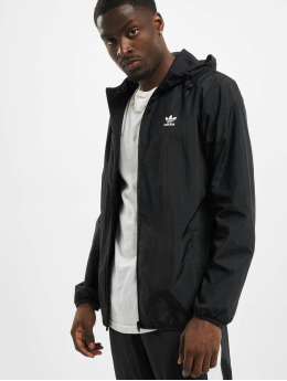adidas Originals Chaqueta de entretiempo Essential negro