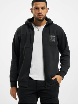 adidas Originals Chaqueta de entretiempo Sport Icon Full negro