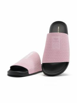 adidas Originals Claquettes & Sandales Adilette Luxe  magenta