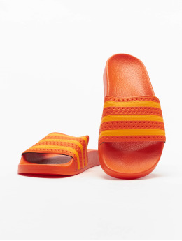 adidas Originals Claquettes & Sandales Adilette orange