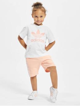 adidas Originals Dresser Short Tee hvit
