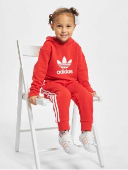 adidas Originals Dresser Hoodie  red