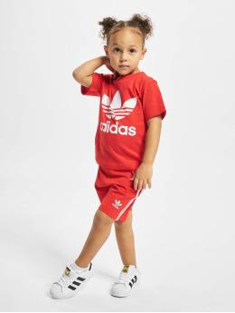 adidas Originals Dresser Short Tee red