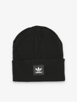 adidas Originals Hat-1 Adicolor Cuff Knit  black