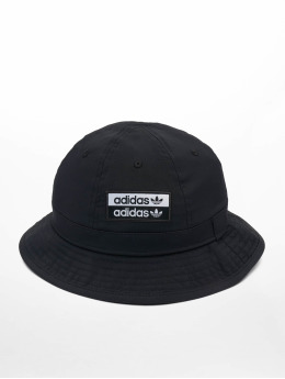 adidas Originals hoed Bucket  zwart