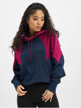 adidas Originals Hoodie LRG Logo  blå