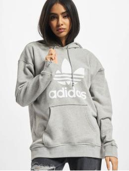 adidas Originals Hoodie TRF grå