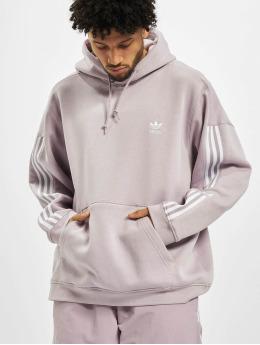 adidas Originals Hoodie Tech  lila