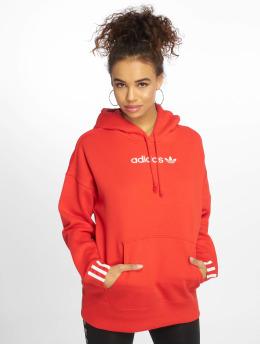adidas originals Hoodie Coeeze  röd