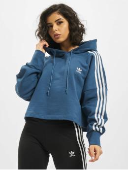 adidas Originals Hoody Cropped  blau