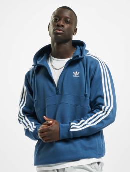 adidas Originals Hoody 3-Stripes blau