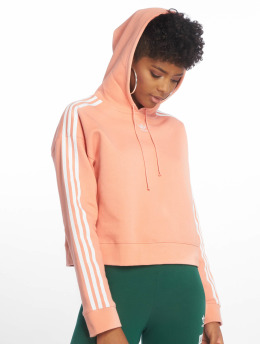 adidas originals Hoody Cropped pink