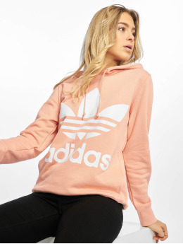 adidas originals Hoody Trefoil  rose