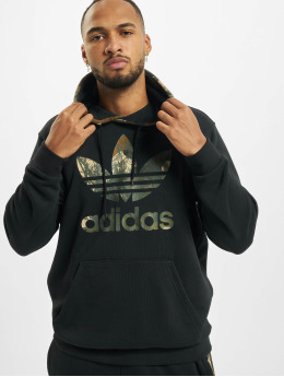 adidas Originals Hoody Camo Block schwarz