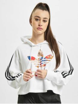 adidas Originals Hupparit Boxy  valkoinen