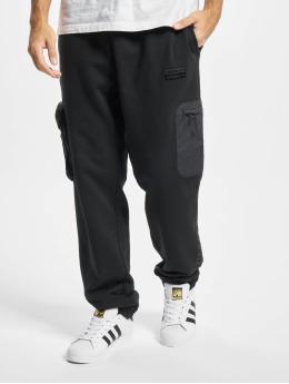 adidas Originals Jogging kalhoty Q4 čern