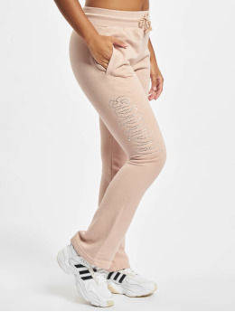 adidas Originals Jogging kalhoty Open Hem béžový