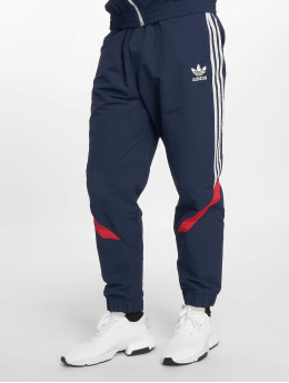 adidas originals Jogging kalhoty Sportive modrý