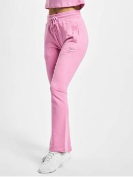 adidas Originals Jogging kalhoty Open Hem růžový