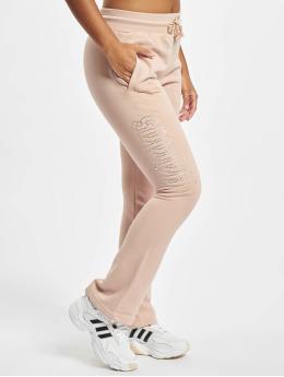 adidas Originals joggingbroek Open Hem beige