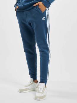 adidas Originals joggingbroek 3-Stripes  blauw