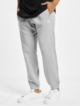 adidas Originals joggingbroek Trefoil  grijs