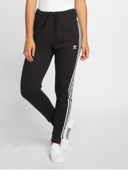 adidas originals joggingbroek Regular Tp Cuff zwart