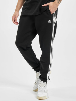 adidas Originals joggingbroek 3-Stripes  zwart