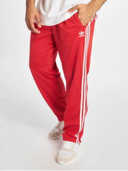 adidas originals Joggingbyxor Firebird röd