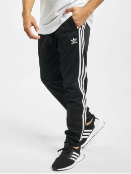 adidas Originals Joggingbyxor SST TT P svart