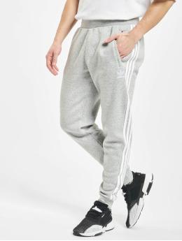 adidas Originals Männer Jogginghose 3 Stripes in grau