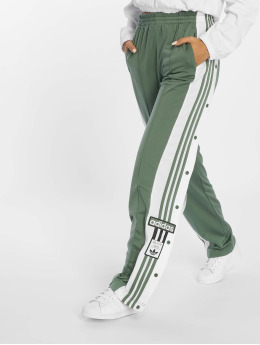 adidas originals Frauen Jogginghose Adibreak in grün