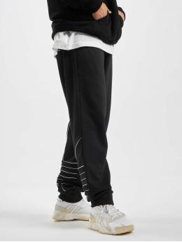 adidas Originals Jogginghose Big Trefoil Outline  schwarz