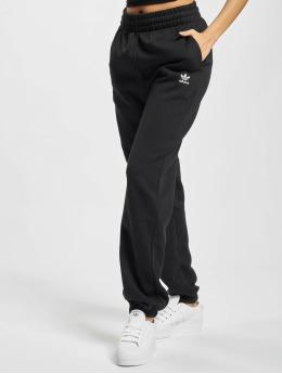 adidas Originals Jogginghose Essentials Fleece  schwarz