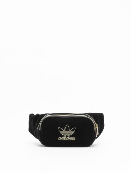 adidas Originals Kabelky Velvet  èierna