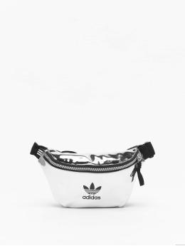 adidas Originals Kabelky Metallic  strieborná